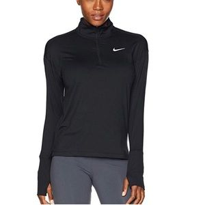 New Woman's Nike Dri Fit Pullover Top/Shirt